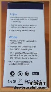 [開箱文]無線HDMI播放器|Actiontec ScreenBeam Wi-Fi高畫質影音傳輸套件組